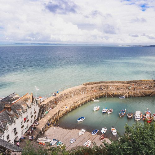 A Walking Tour of Clovelly, North Devon's Prettiest Village